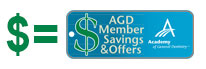 AGD Member Savings and Offers Program