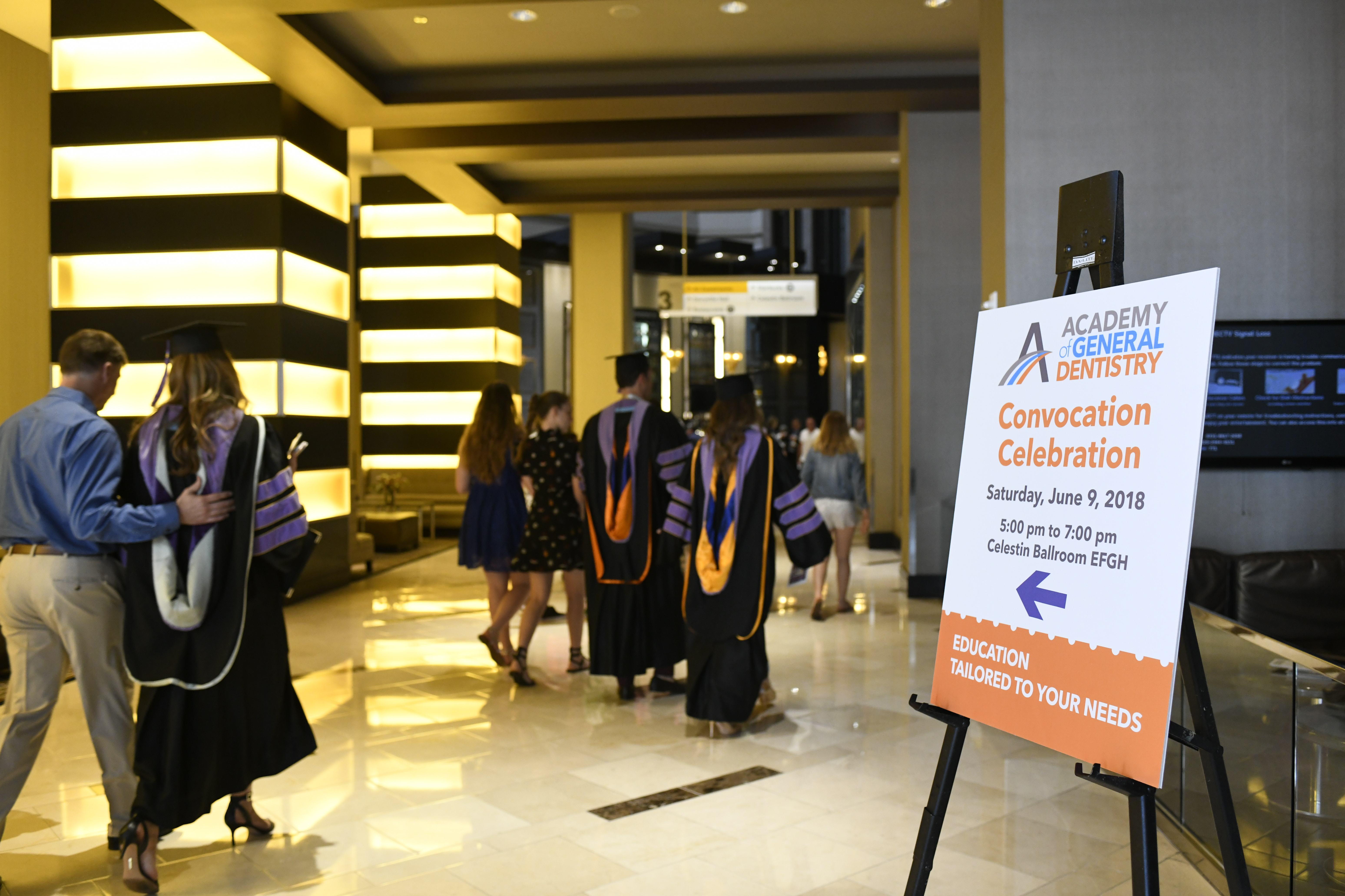 871 AGD 2018 New Orleans-Convocation Celebration