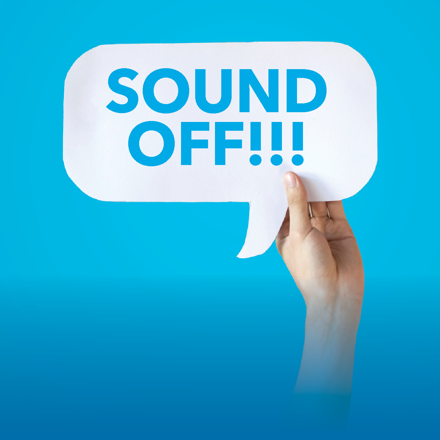 Sound Off Graphic