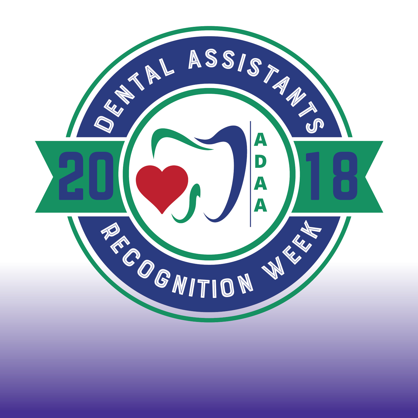 Dental Assistants Recognition Week Logo