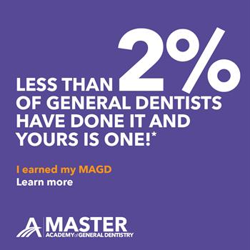 Become an AGD Master